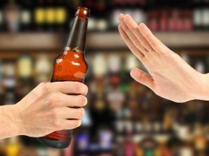 come smettere di bere birra