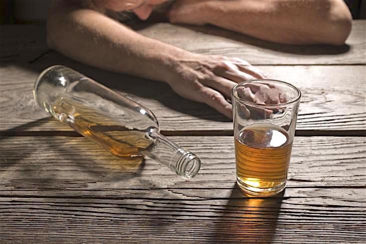 Danni dell'Alcolismo